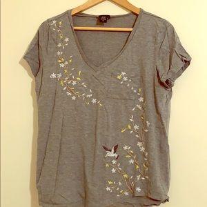 Torrid Grey Shirt 00